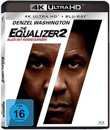 The Equalizer 2 (2018) (4K Ultra HD + Blu-ray)