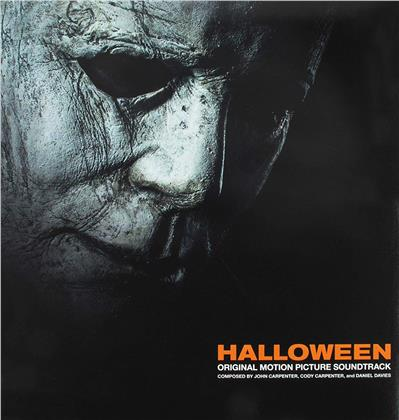John Carpenter - Halloween - Ost (Limited Edition, Orange & Black Vinyl, LP)