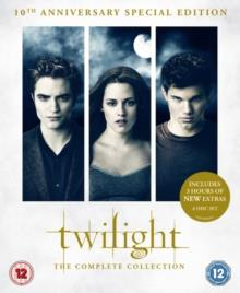 Twilight - The Complete Collection (10th Anniversary Edition, Special Edition, 6 Blu-rays)