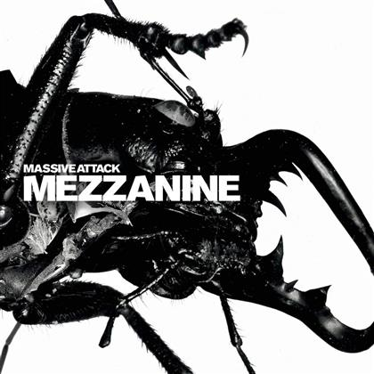 Massive Attack - Mezzanine (2018 Reissue, Limited Super Deluxe Edition, 20th Anniversary Edition, Colored, 3 LPs)