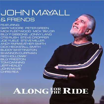 John Mayall - Along For The Ride (2018 Reissue)