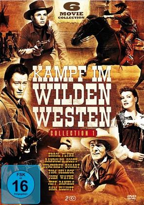 Kampf im Wilden Westen - Collection 1 (2 DVDs)