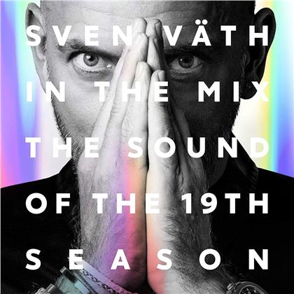 Sven Vaeth - Sven Vaeth In The Mix-The Sound Of The 19th Season (2 CDs)