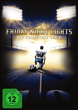 Friday Night Lights - Die komplette Serie (22 DVDs)