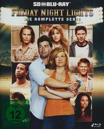 Friday Night Lights - Die komplette Serie (4 Blu-rays)