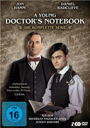 A Young Doctor's Notebook - Die komplette Serie (2 DVDs)