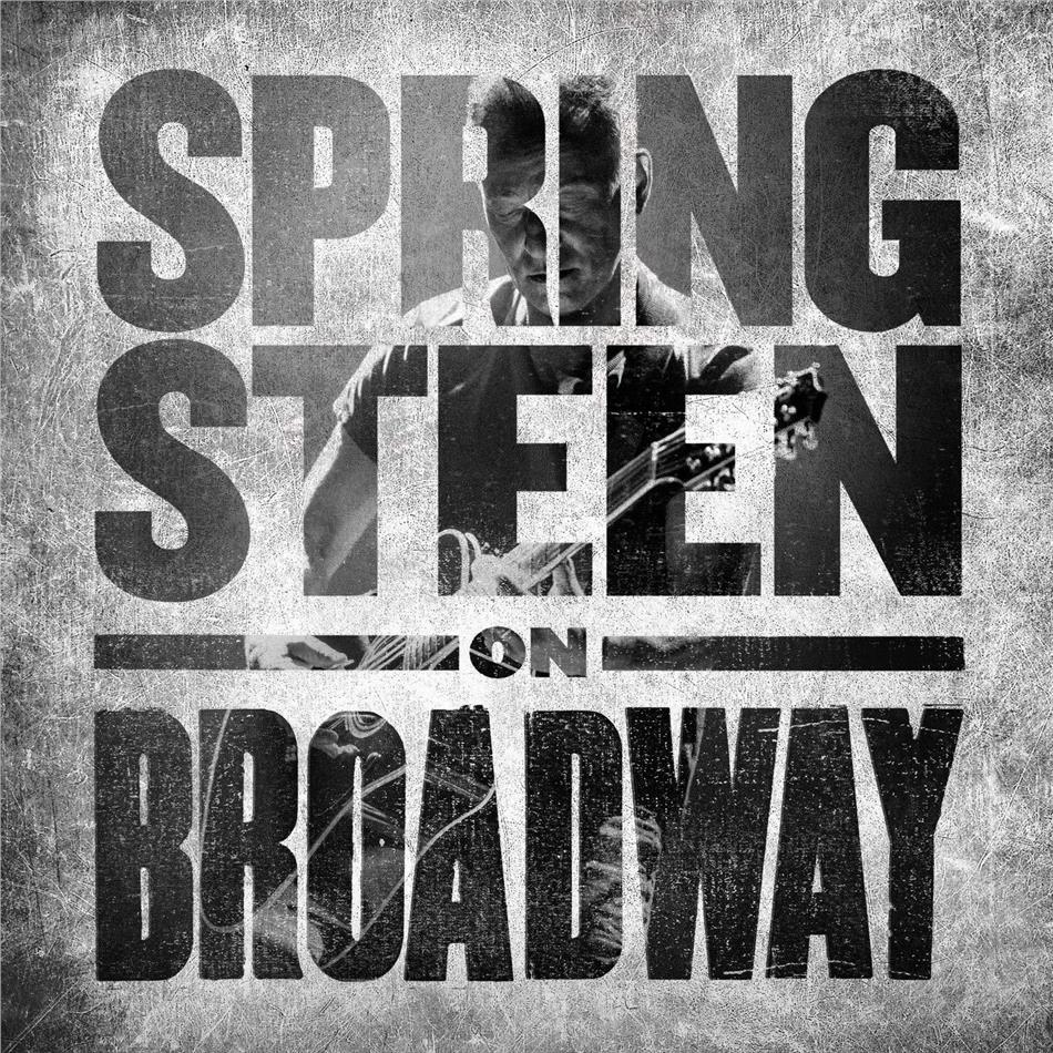 Bruce Springsteen - Springsteen On Broadway (2 CDs)