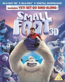 Smallfoot (2018) (Blu-ray 3D + Blu-ray)