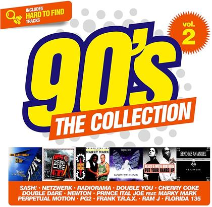 90's - The Collection Vol. 2 (2 CDs)