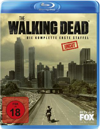 The Walking Dead - Staffel 1 (Neuauflage, 2 Blu-rays)