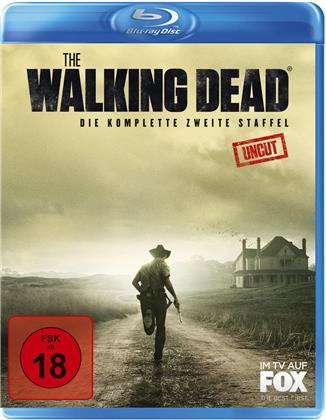 The Walking Dead - Staffel 2 (Neuauflage, 3 Blu-rays)