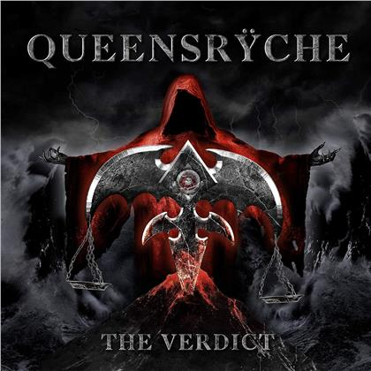 Queensryche - Verdict (+ Poster, Red Vinyl, LP)