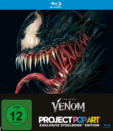 Venom (2018) (Project Pop Art, Steelbook)