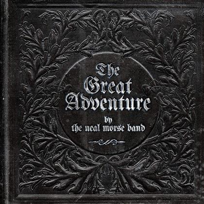 The Neal Morse Band - The Great Adventure (Deluxe Edition, 3 CDs)
