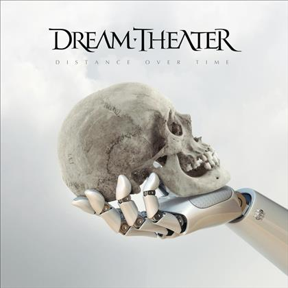Dream Theater - Distance Over Time (Limited, Artbook, 2 CDs + Blu-ray + DVD)