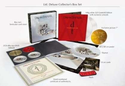 Dream Theater - Distance Over Time (Limited Deluxe Collector's Box Edition, 7 CDs)