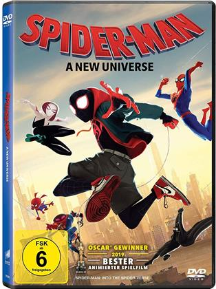 Spider-Man - A New Universe (2018)