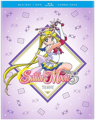 Sailor Moon Super S - The Movie (1995) (Remastered, Uncut, Blu-ray + DVD)