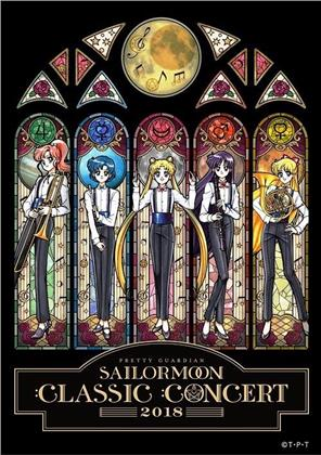 Tokyo Philharmonic Orchestra - Pretty Guardian Sailor Moon - Classic Concert 2018