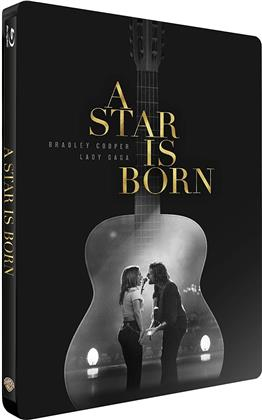 A Star Is Born (2018) (Limited Edition, Steelbook)