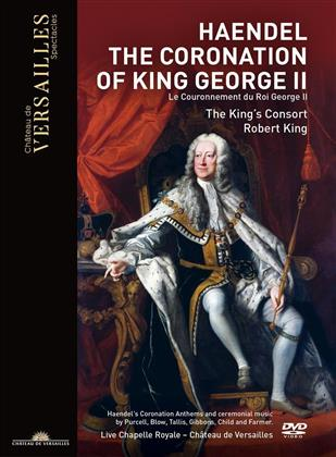 The King's Consort & Robert King - Händel - The Coronation of King George II