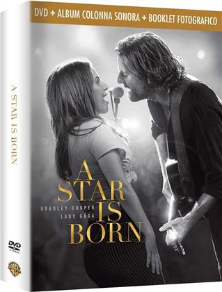 A Star Is Born (2018) (DVD + CD + Booklet)