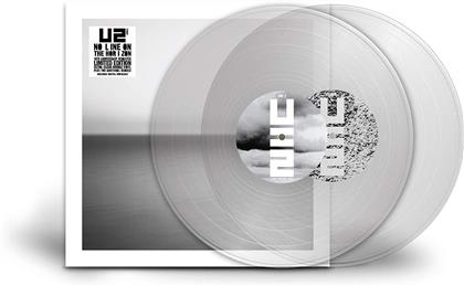 U2 - No Line On The Horizon (2019 Reissue, Ultimate Edition, Clear Vinyl, 2 LPs)