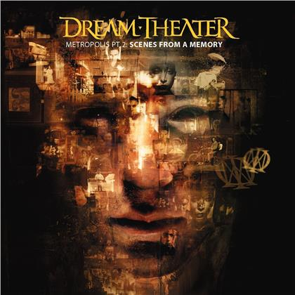 Dream Theater - Metropolis Part 2: Scenes (Music On Vinyl, 2019 Reissue, 2 LPs)