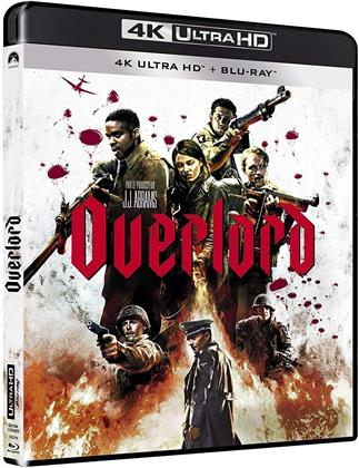 Overlord (2018) (4K Ultra HD + Blu-ray)