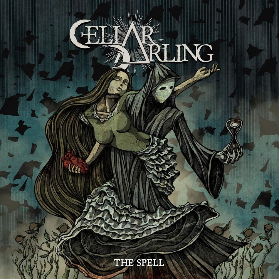 Cellar Darling (ex-Eluveitie Members) - The Spell (Digibook, 2 CDs)