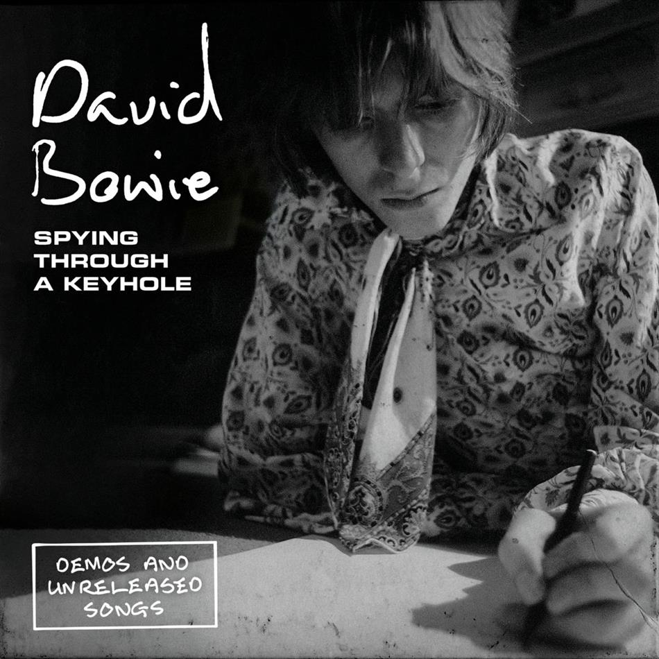 "David Bowie - Spying Through A Keyhole - (Demos And Unreleased Songs) (4 7"" Singles)"
