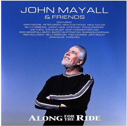 John Mayall - Along For The Ride (2019 Reissue, Earmusic, 2 LPs)
