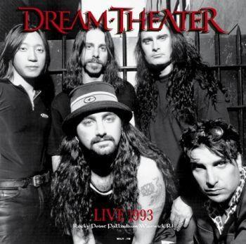 Dream Theater - Live At Rocky Point Palladium. Warwick. 15.5.1993 - Whjy (2 LPs)