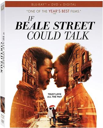 If Beale Street Could Talk (2018) (Blu-ray + DVD)