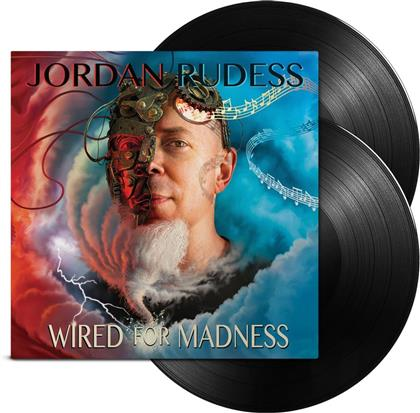 Jordan Rudess (Dream Theater) - Wired For Madness (2 LPs)