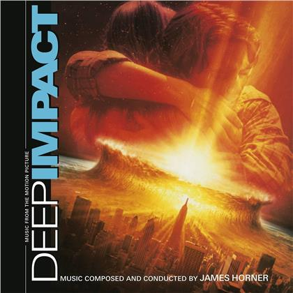 Deep Impact - OST (at the movies, Limited Edition, Colored, 2 LPs)