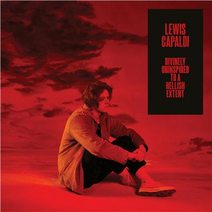 Capaldi Lewis - Divinely Uninspired To A Hellish Extent (LP)