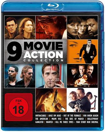 9 Movie Action Collection (3 Blu-rays)