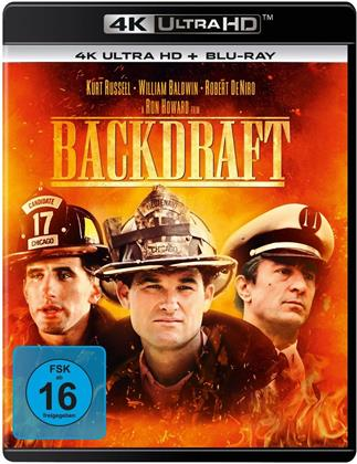 Backdraft (1991) (4K Ultra HD + Blu-ray)