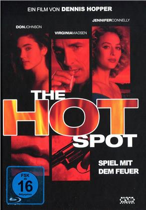 The Hot Spot - Spiel mit dem Feuer (1990) (Cover E, Limited Edition, Mediabook, Blu-ray + DVD)