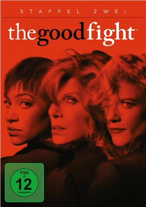 The Good Fight - Staffel 2 (4 DVDs)