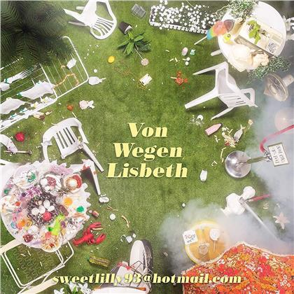 Von Wegen Lisbeth - Sweetlilly93@Hotmail.Com (2 LPs)