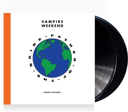 Vampire Weekend - Father Of The Bride (Gatefold, 2 LPs)