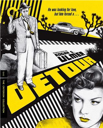 Detour (1945) (b/w, Criterion Collection)