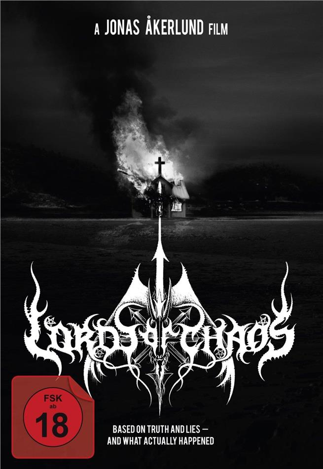 Lords of Chaos (2018) (Limited Edition, Mediabook, Blu-ray + DVD)