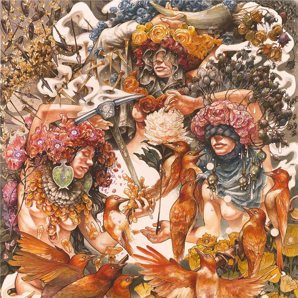 Baroness - Gold & Grey (2 LPs)