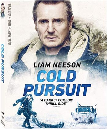 Cold Pursuit (2019) (Blu-ray + DVD)