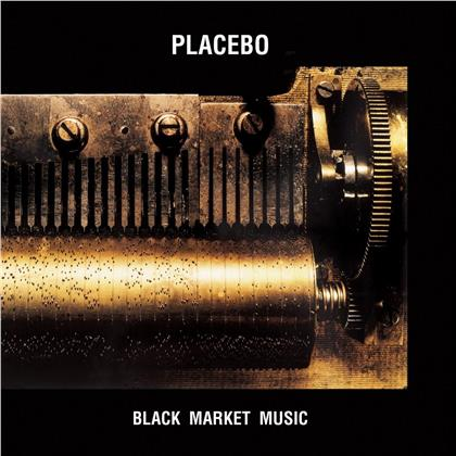 Placebo - Black Market Music (2019 Reissue, LP)