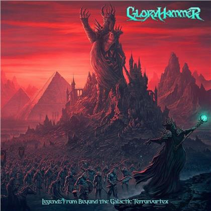 Gloryhammer - Legends From Beyond The Galactic Terrorvortex (Special Edition, 2 CDs)