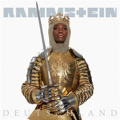 "Rammstein - Deutschland (Limited Edition, 7"" Single)"